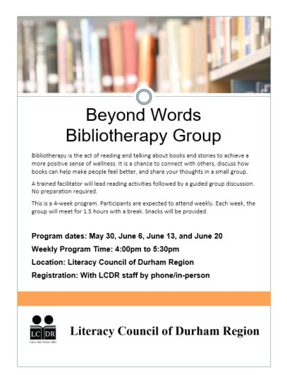 Bibliotherapy 1